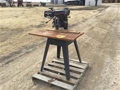 """Craftsman 10"""" Radial Arm Saw"""