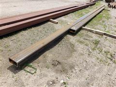 Heavy Wall Rectangle Tubing