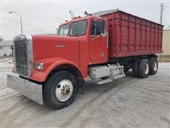 1984 Freightliner FLC120 T/A Grain Truck
