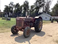 1947 International McCormick W-R9 2WD Tractor