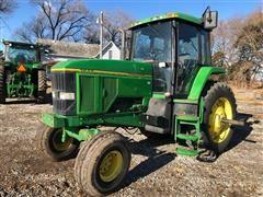1996 John Deere 7600 2WD Tractor