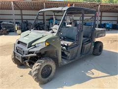 2015 Polaris Ranger Crew Diesel 4x4 UTV