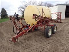 Kuker 50' 750 Gallon Pull Type Sprayer