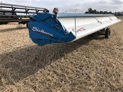 Shelbourne CVS32 Header & Trailer