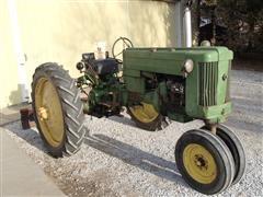 John Deere 40 Tractor