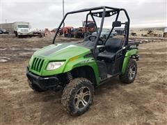 2011 Arctic Cat Prowler 700 STS 4x4 Side By Side UTV