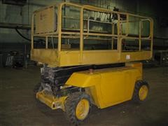 1988 Grove Scissor Lift