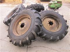 11-24.5 Pivot Tires
