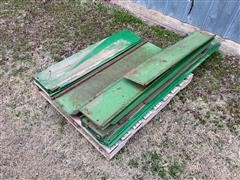 John Deere Bin Extension Parts