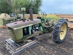 1962 John Deere 3010 2WD Tractor For Parts