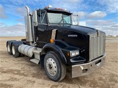 1988 Kenworth T800 Day Cab T/A Truck Tractor