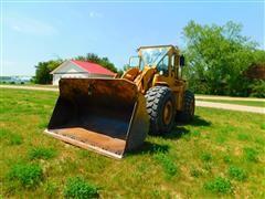 Caterpillar 966C Wheel Loader