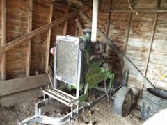 John Deere 6059T Power Unit