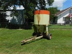 OMC Owatona Converted Grinder Mixer Feed/Corn Burning Storage