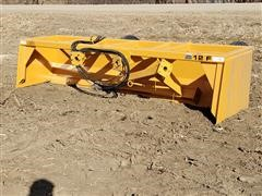 2019 Industrias America 12F Heavy Duty 12' Wide Tilt Box Scraper