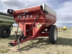 J&M 525 Grain Cart