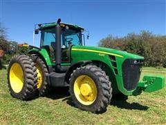 2008 John Deere 8230 MFWD Tractor