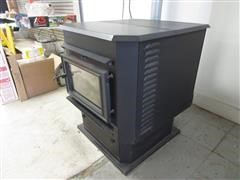 2007 American Energy DT-L Countryside Corn/Pellet Stove & Chimney Pipe