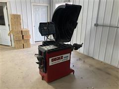 Coats 12502D Laser Controlled Tire Balancer