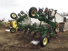 John Deere 856 32' 3-Point Row Cultivator