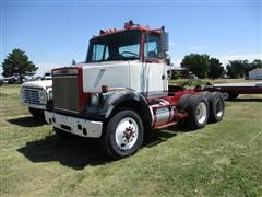 1986 White/Volvo F300 T/A Truck Tractor