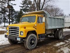 1984 International 1954 Dump Truck
