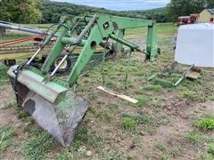 John Deere 148 Quick Attach Loader