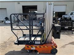 JLG SP12 Push-Around Vertical Manlift