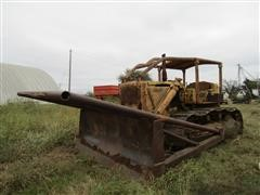Caterpillar D7 Dozer w/Tree Pusher