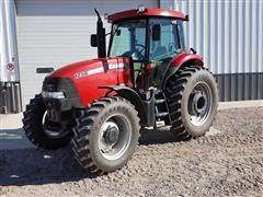 2012 Case IH Farmall 125A MFWD Tractor