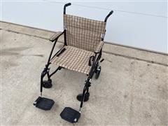 Drive Fly-Lite Transport Wheelchair