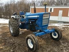 1973 Ford 5000 2WD Tractor