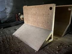 Grain Storage Bulk Heads Set