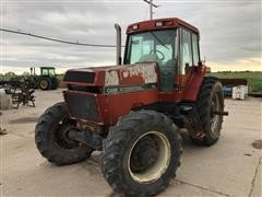 1989 Case IH 7140 MFWD Tractor