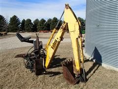 Kelley Backhoe