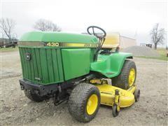 John Deere 430 Yard Tractor