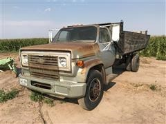 1973 Chevrolet C60 Grain Truck w/ 18' Sugar Beet Box
