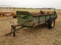 John Deere Model N Manure Spreader