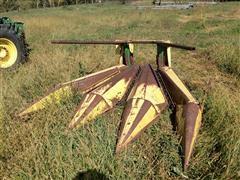 John Deere Forage Harvester Head