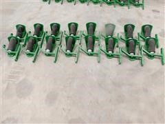 John Deere XP Planter Pneumatic Down Pressure Bags & Brackets