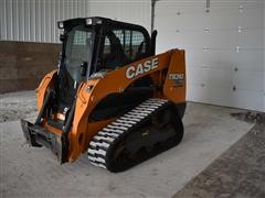 2018 Case TR310 Compact Track Loader