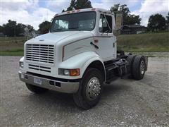1992 International 8100 S/A Truck Tractor