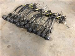 Case IH 1250 Cable Drives W/Clutches