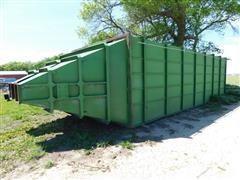 Lowry 0B31803 Load Out/Ingredient Bin