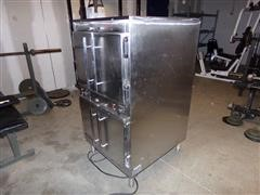 Duke Mfg 1262 Food Warming Cabinet