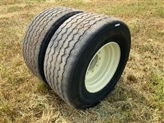 455/55R22.5 Implement Tires