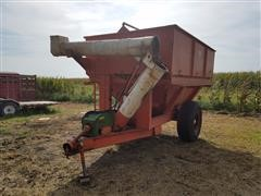 Uft 400 Grain Cart