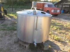 Universal ER2755 Milk Cooler
