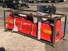 """2020 TMG Industrial TMGRT185 72"""" 3-Pt Rotary Tiller"""
