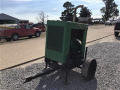 John Deere 4D80 4 Cylinder Power Unit